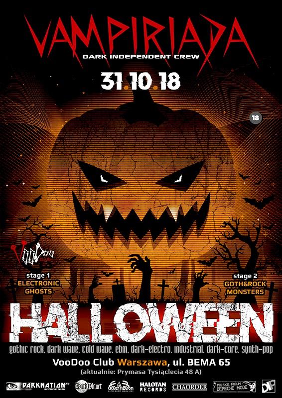 Vampiriada: Halloween 2018