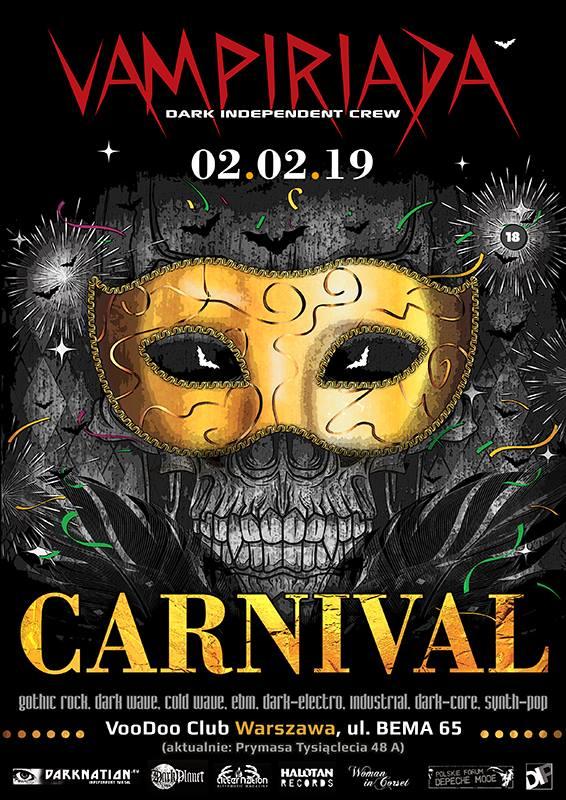 Vampiriada – Carnival 2019