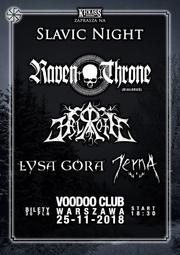 Slavic Night w VooDoo Club!