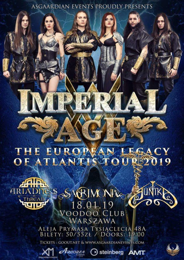 Imperial Age (RU) – Warsaw