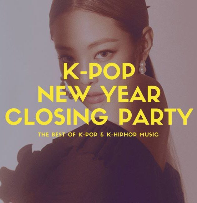 K-Pop New Year Closing Party