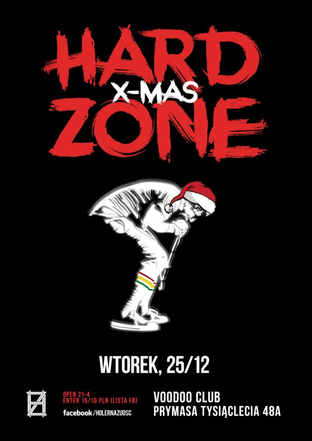 HARD ZONE X-mas