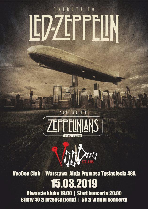 Tribute to Led Zeppelin