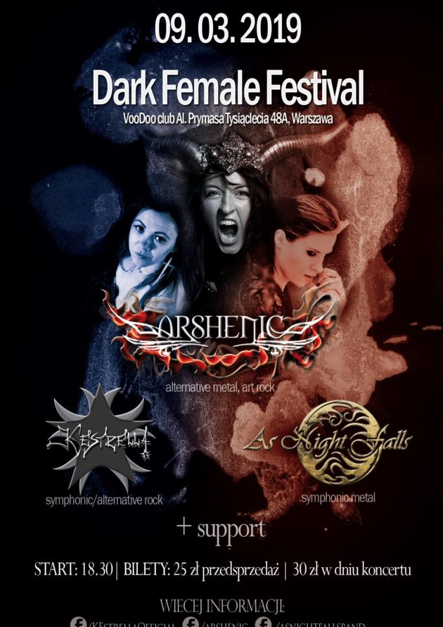 Dark Female Festival