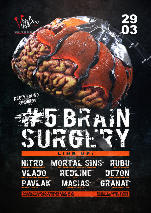 Brain Surgery #5 / Techno / Acid / Hard