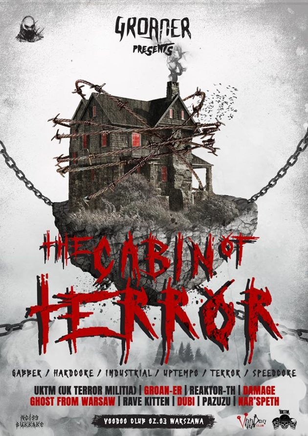 The Cabin Of Terror