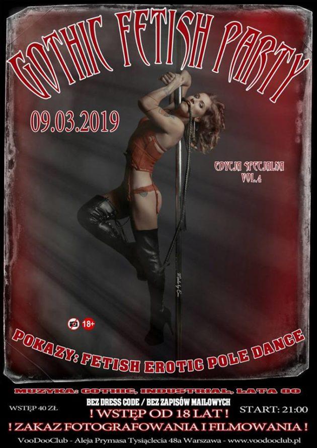 Gothic Fetish Party – edycja specjalna vol.4