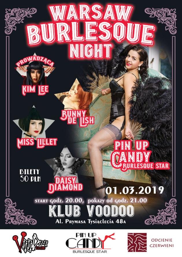 Warsaw Burlesque Night