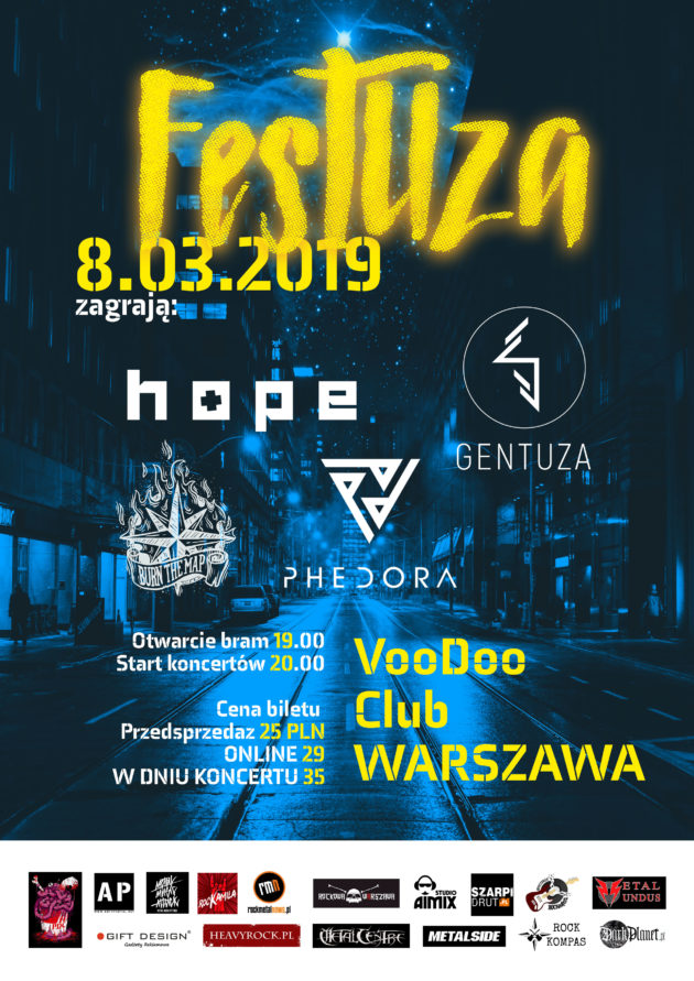 FestUza #3 – WWA – Hope x Gentuza x Phedora x Burn The Map