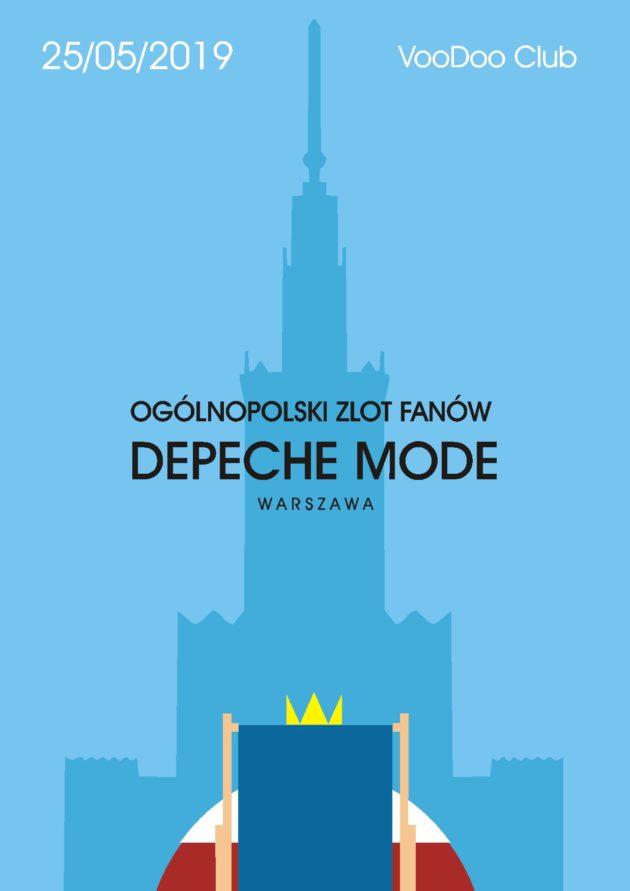 Ogólnopolski Zlot Fanów Depeche Mode – Warszawa
