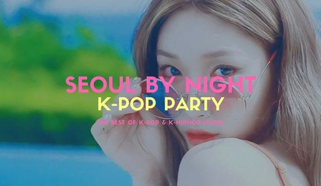 Seoul By Night : K-Pop & K-HipHop Party in Warsaw