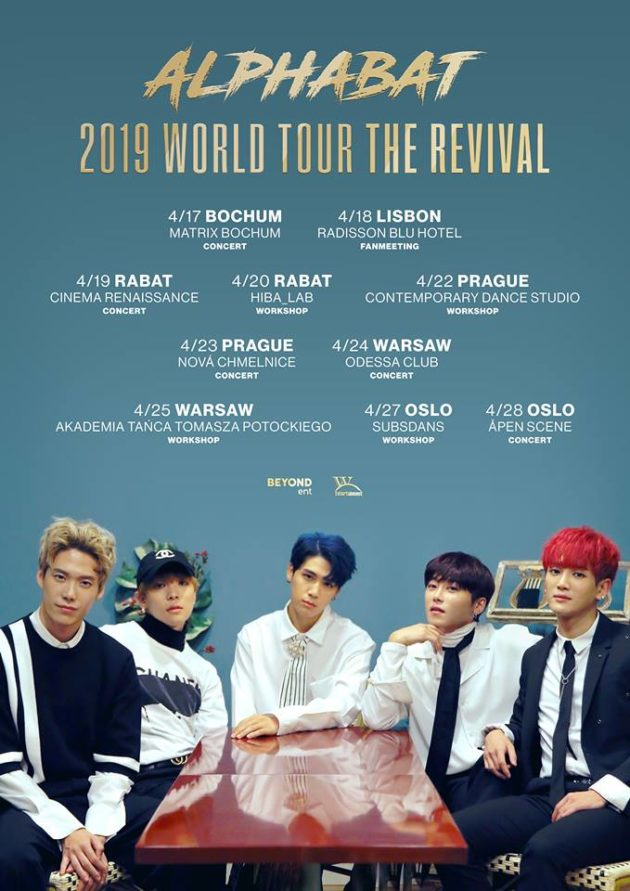 AlphaBAT: 2019 The Revival World Tour in Warsaw