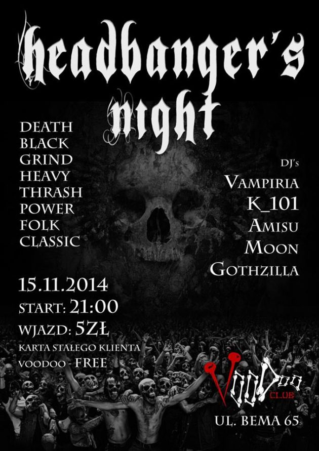 Headbanger's Night