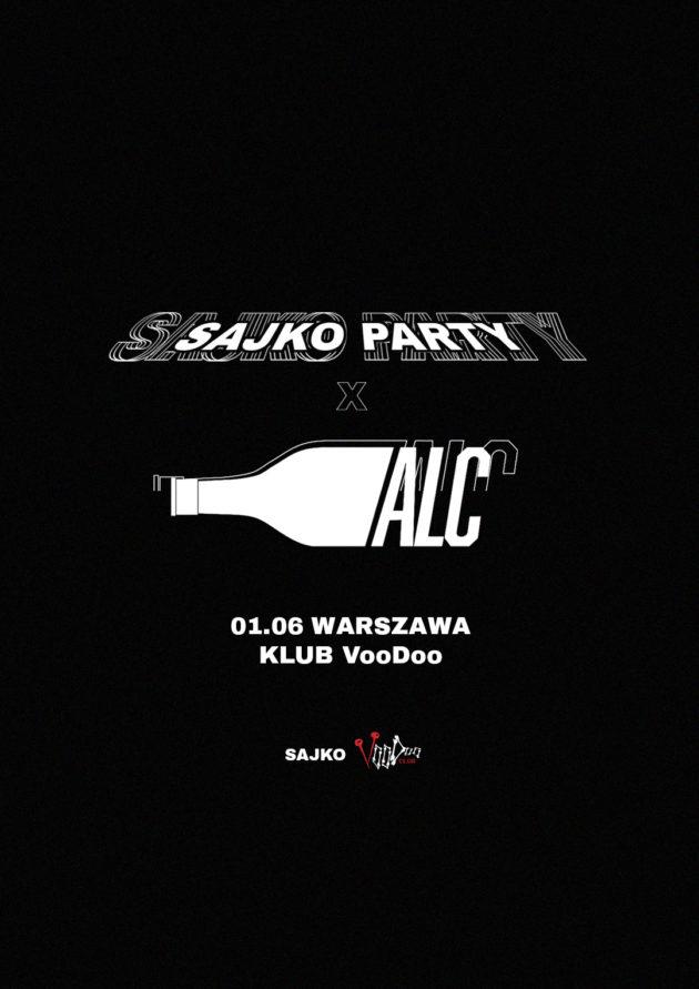 Alcomindz w Warszawie | Sajko Party v3 |