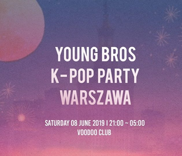 Young Bros K-Pop Party Warszawa