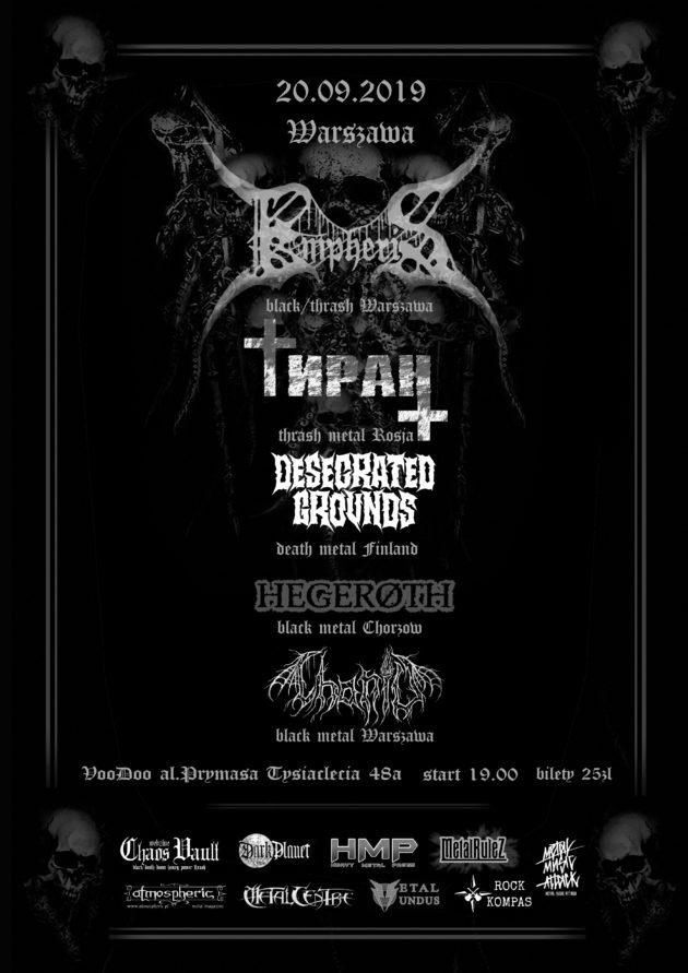 Empheris / Tiran / Hegeroth / Chanid