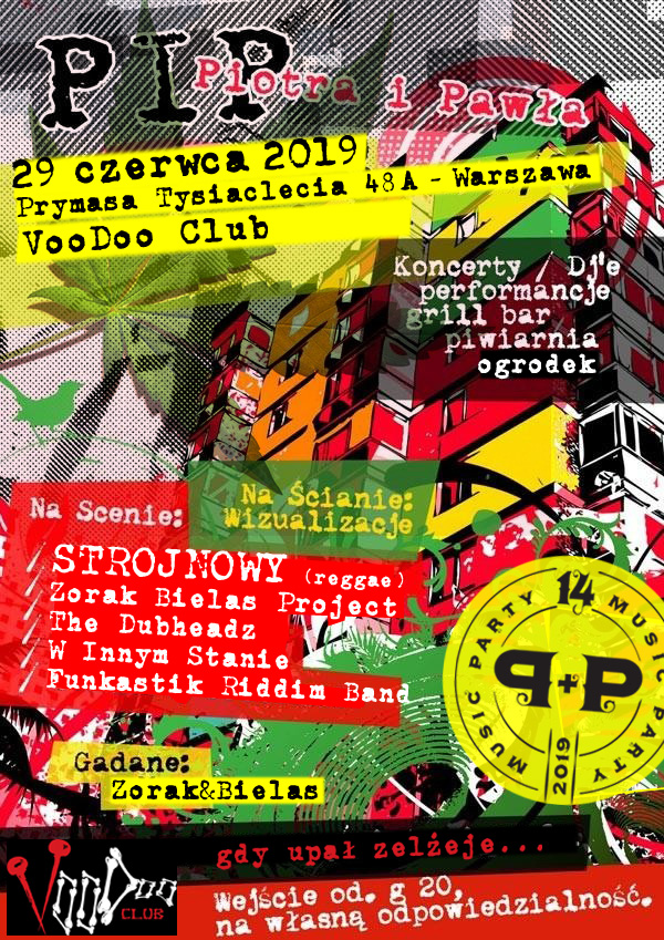 PiP Music Party vol. XIV