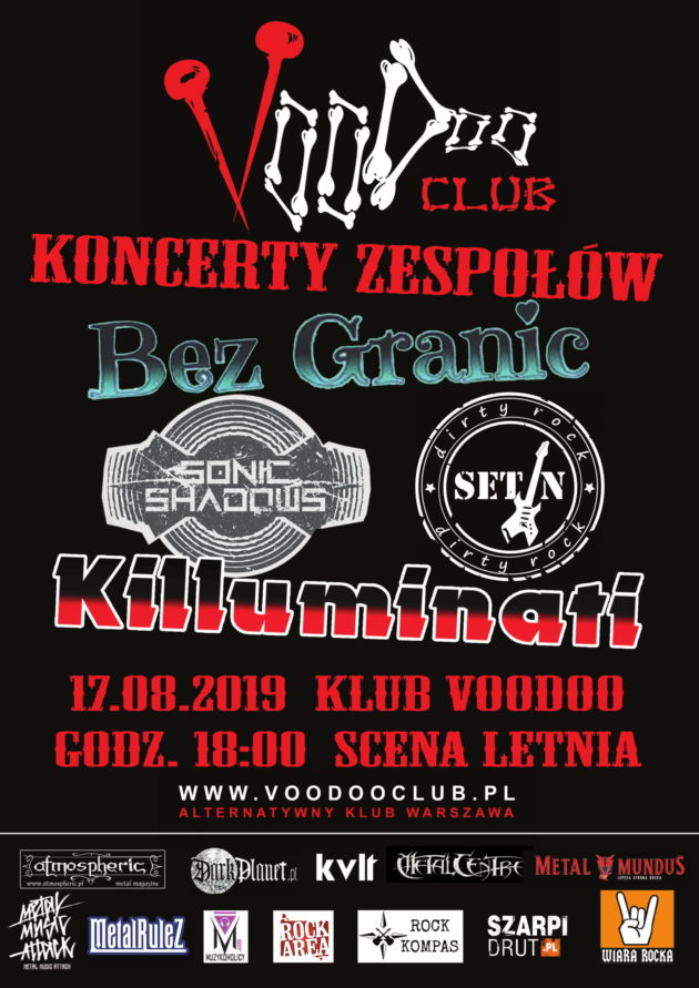 Letnia Scena VD – Killuminati x Setin x SonicShadows x BezGranic