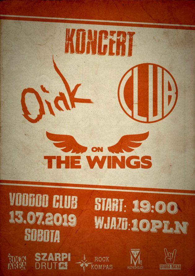 Letnia Scena VooDoo – Oink x Club x On The Wings
