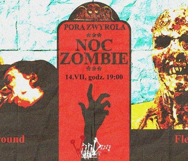 Pora Zwyrola w Voodoo: Noc Zombie!