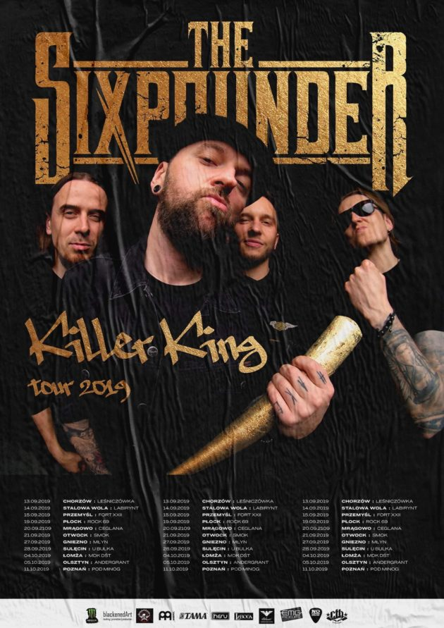 Killer King Tour 2019 – The Sixpounder