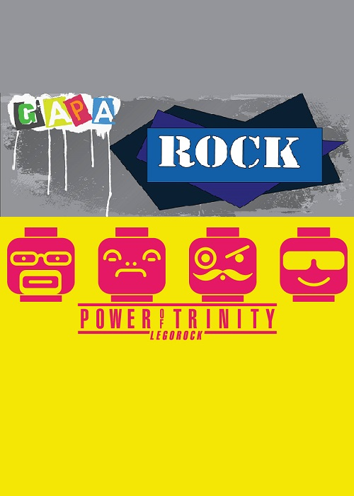 GAPA ROCK 2014 || Power Of Trinity