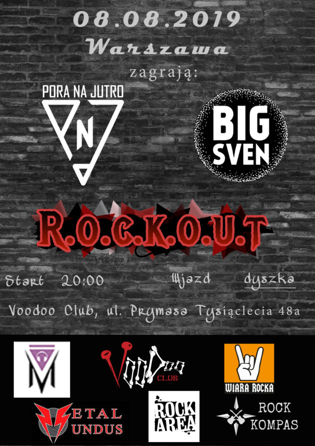 Pora Na Jutro x Rockout x Big Sven