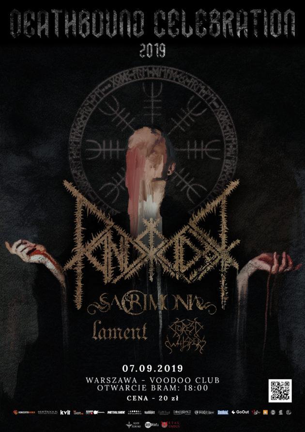 Deathbound Celebration – Pandrador x Sacrimonia x Forest Whispers x Lament
