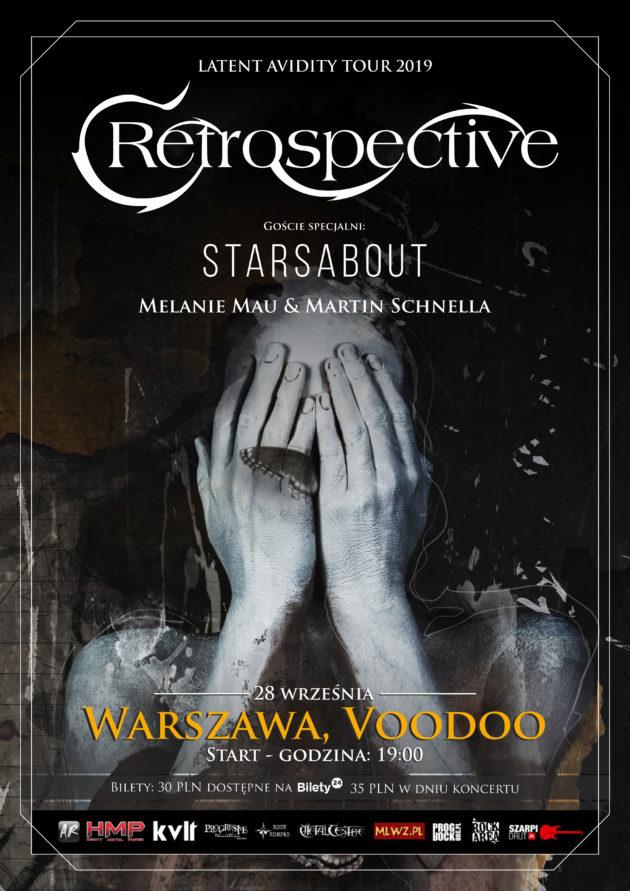 Latent Avidity Tour 2019 : Retrospective x Melanie Mau & Martin Schnella x Starsabout