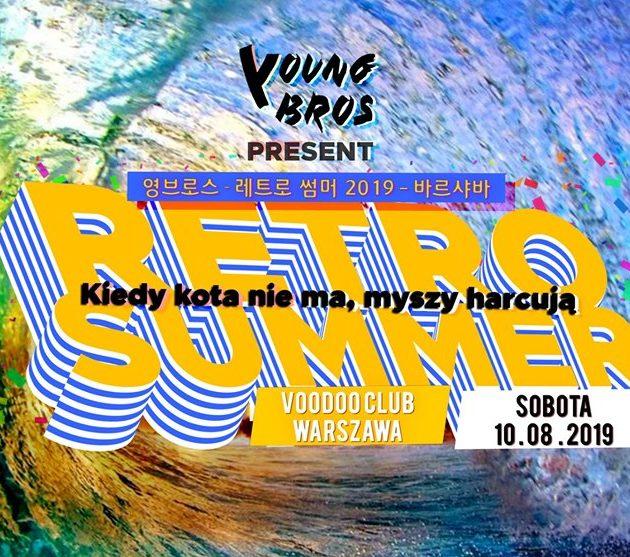 Warszawa – Young Bros Retro Summer 2019