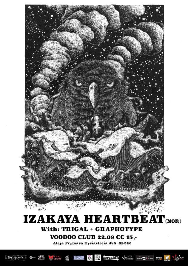 Izakaya Heartbeat (NOR) x Graphotype x Universe Seed
