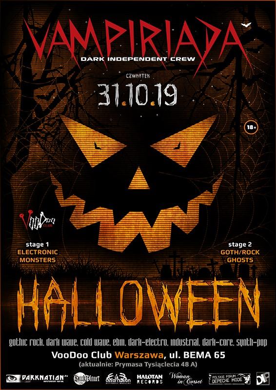 Vampiriada Halloween 2019