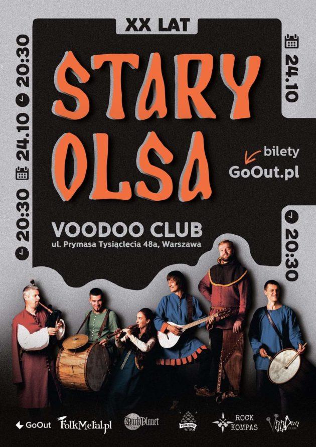 STARY OLSA 20 lat / Warszawa