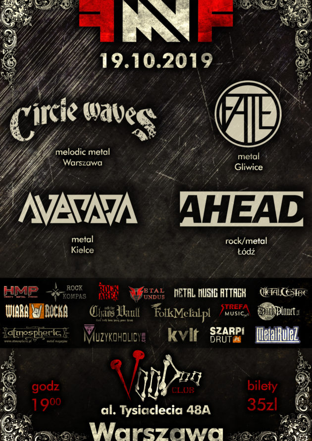 Female Metal Voices Festival vol 4