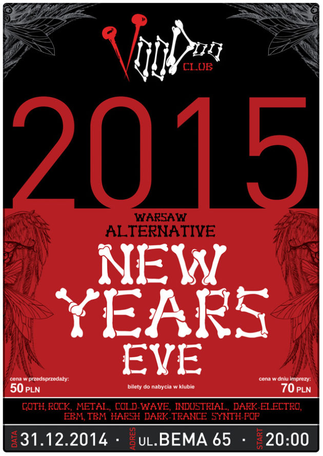 WARSAW ALTERNATIVE NEW YEARS EVE 2015