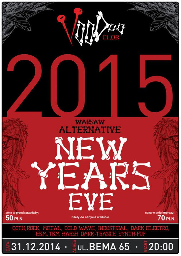 WARSAW ALTERNATIVE NEW YEARS EVE 2015