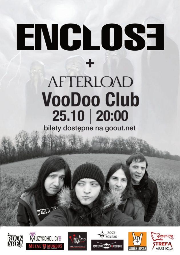 Enclose + Afterload | Warszawa