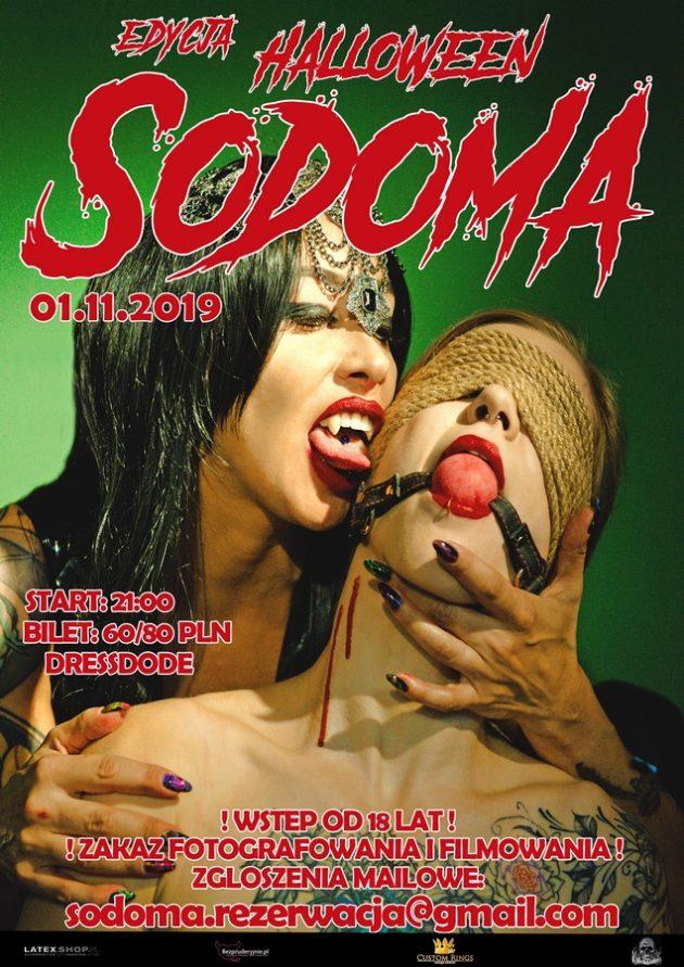 Sodoma vol. 6 – edycja Halloween