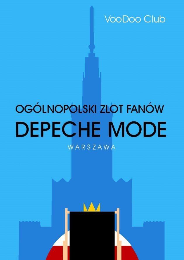 Ogólnopolski Zlot Fanów Depeche Mode – Warszawa – 27.06 –