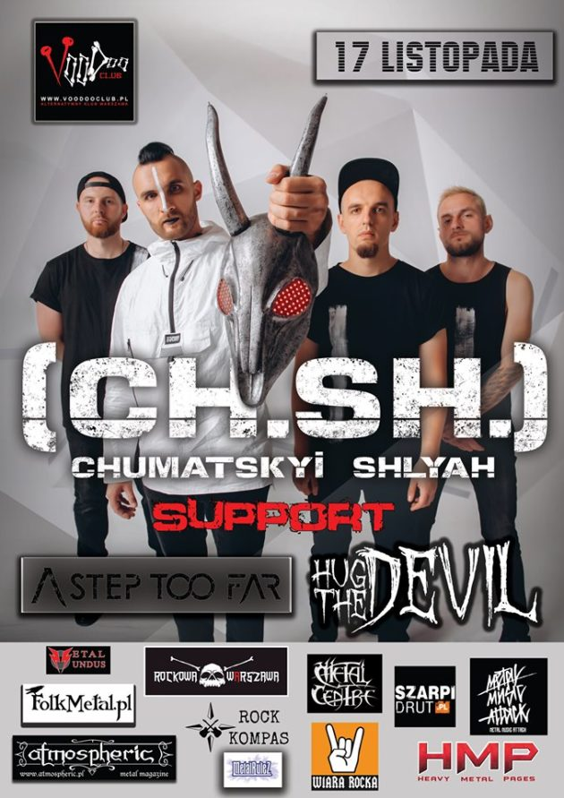 Chumatskyi Shlyah / Чумацький Шлях CH.SH. (UA)