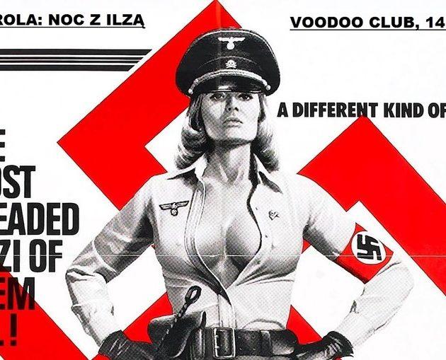 Pora Zwyrola w VooDoo Club: Noc z Ilsą!