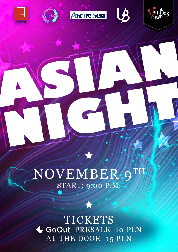 Asian Night at VooDoo Club