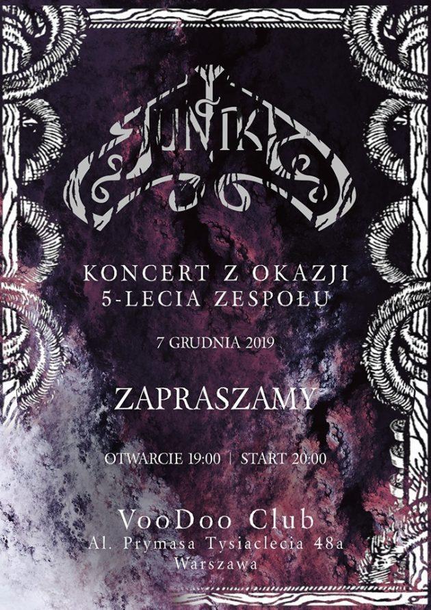 5-lecie zespołu Runika – Warszawa