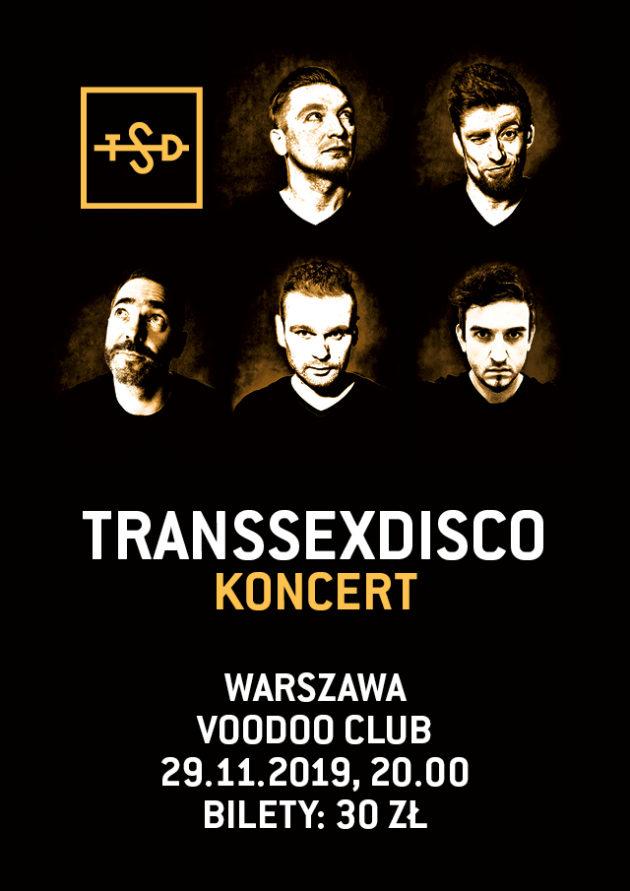 Warszawa – Koncert Trasnssexdisco