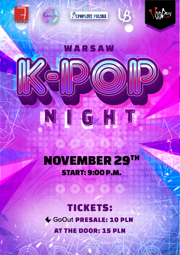 Warsaw K-POP night at VooDoo Club
