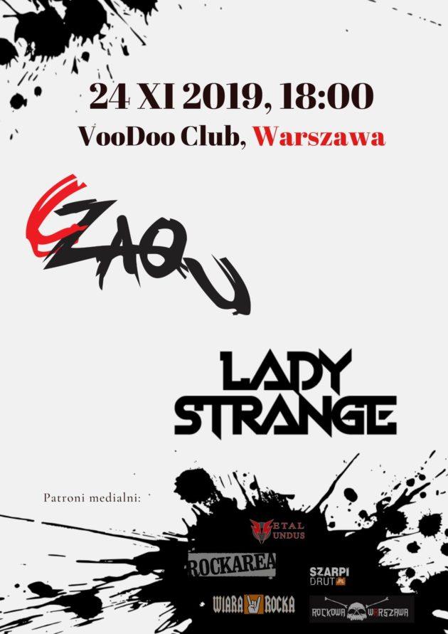 CZAQU x Lady Strange