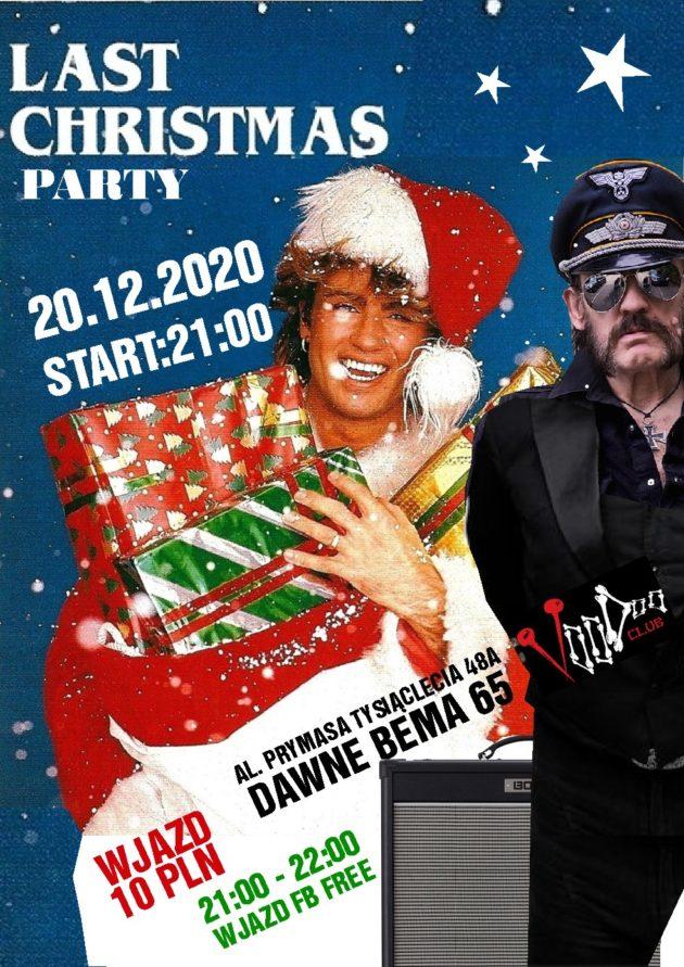 Last Christmas Party // lista fb free* / 20.12