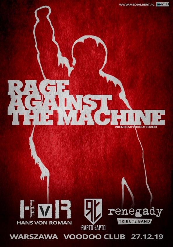 RATM Tribute – Renegady x Rapto Łapto x Hanz von Roman