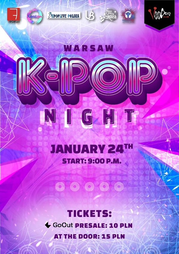 Warsaw K-POP night at VooDoo Club / 24.01 /