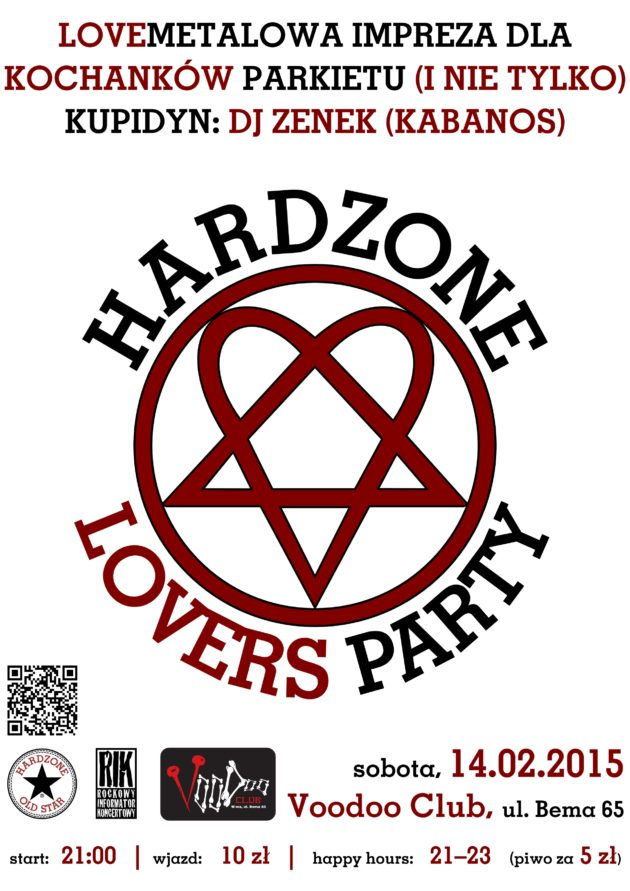 Hardzone Lovers Party XVIII: we will love you!